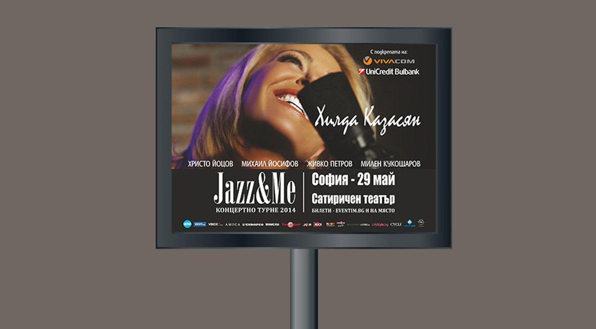 Billboard Hilda Kazasyan
