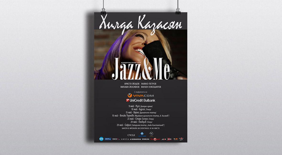 Poster Hilda Kazasyan