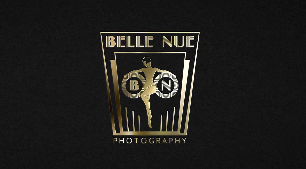 Logo design Bell Neu Photography
