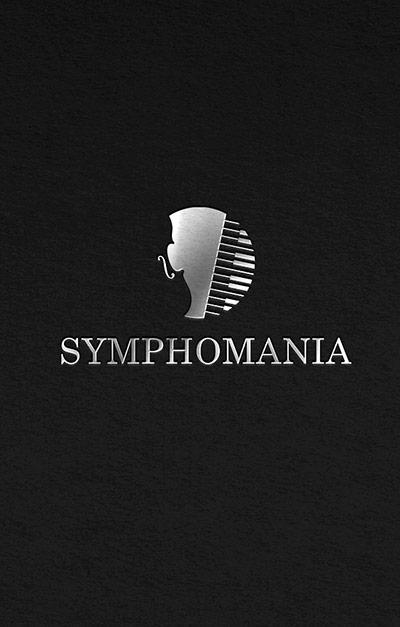 Дизайн на лого за Симфомания - Студио Дриймтайм