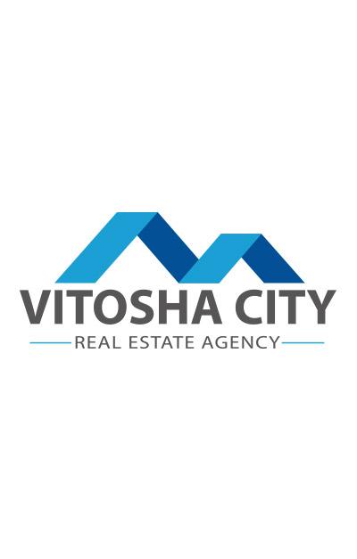 Лого дизайн за агенция Витоша Сити - Студио Дриймтайм