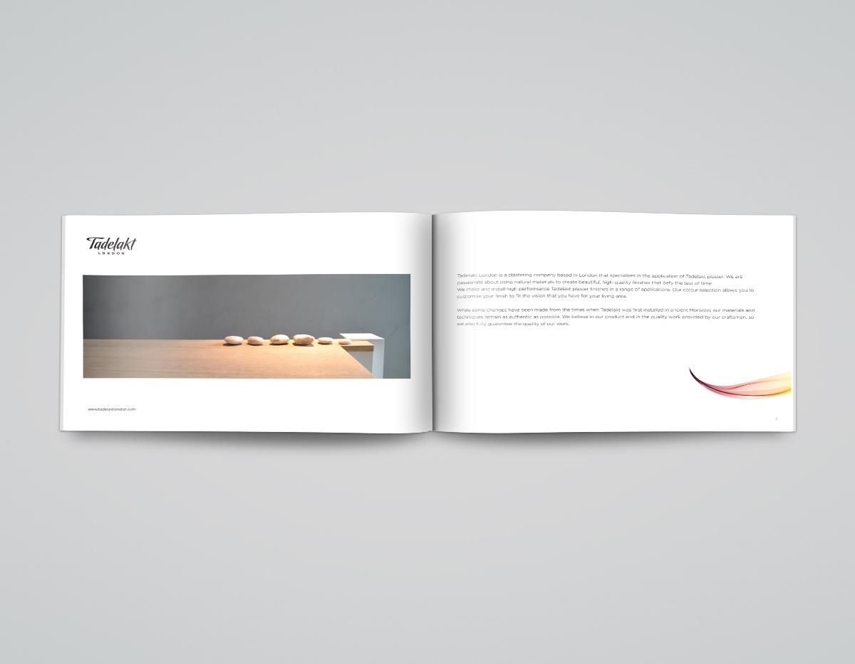 дизайн на брошура